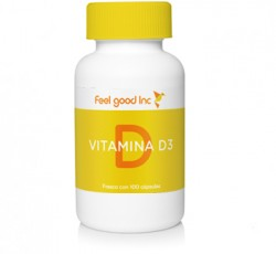 Suplementos y Vitamina D Feel Good Inc